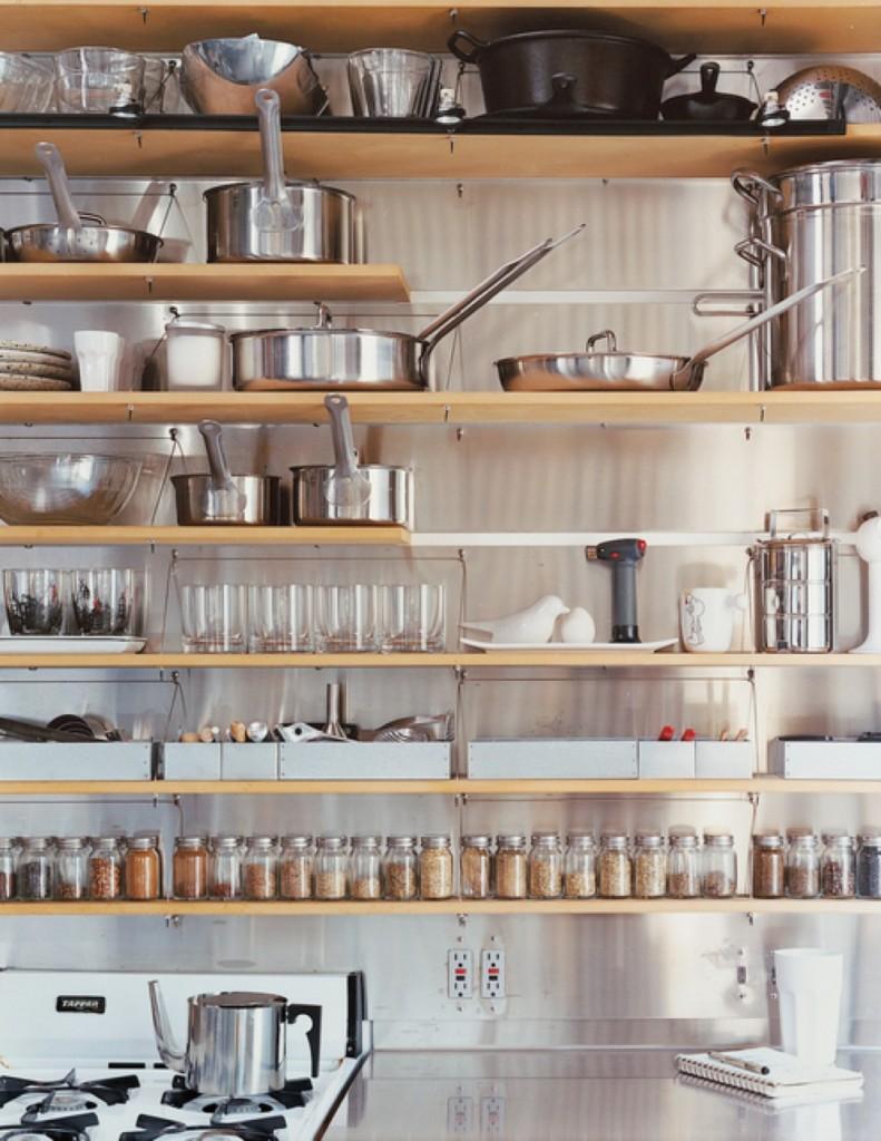 キッチンのかしこい収納アイディア!9つの事例を大公開