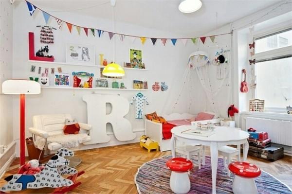かわいいおしゃれな子供部屋