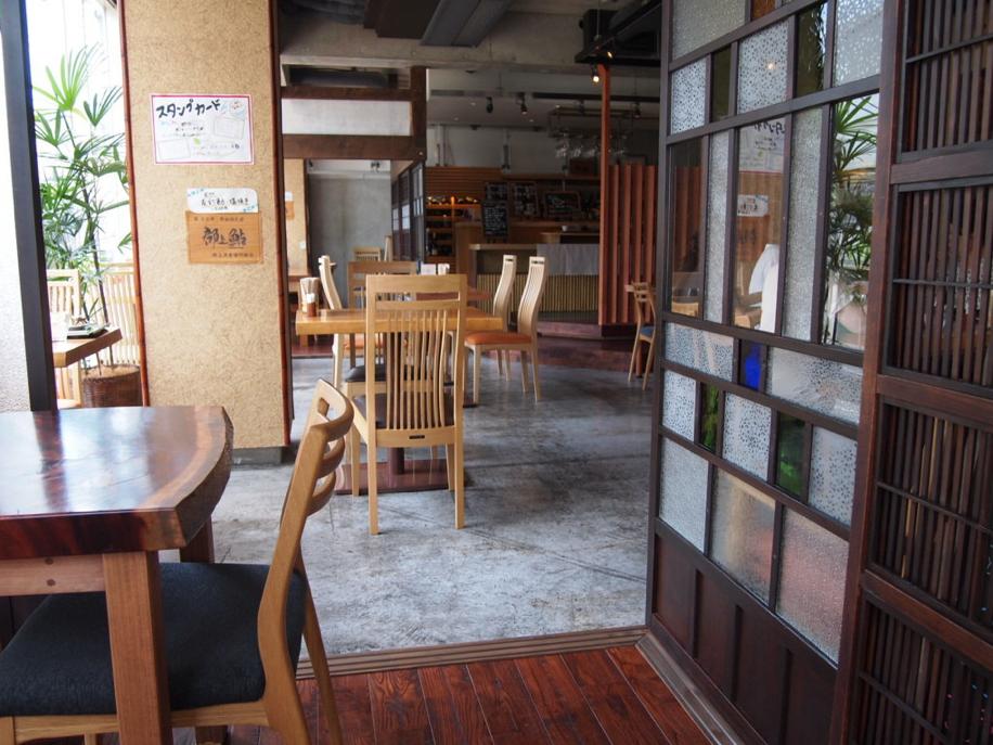 三軒茶屋のカフェ