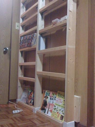 あなただけの本棚を作ろう♪DIYでできるおしゃれ本棚事例