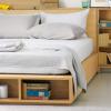 無印良品のベッド収納