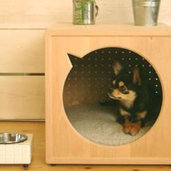 かわいい犬小屋