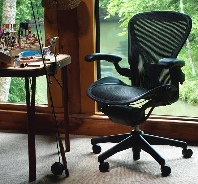 機能性もデザイン性も完璧!書斎に置きたい椅子8選