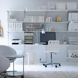 IKEAのホームオフィス