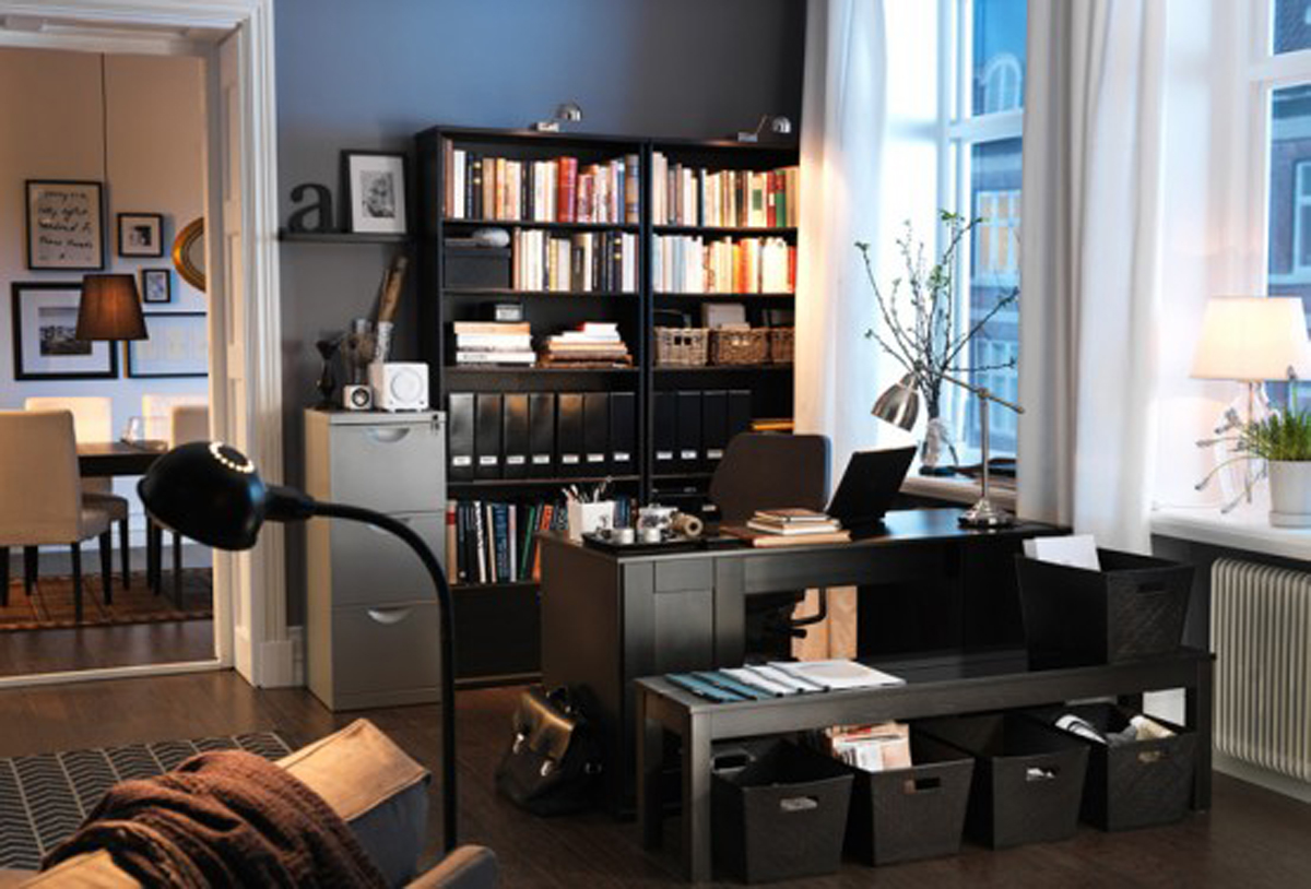 Ikea 10 - Design home office space easily ...