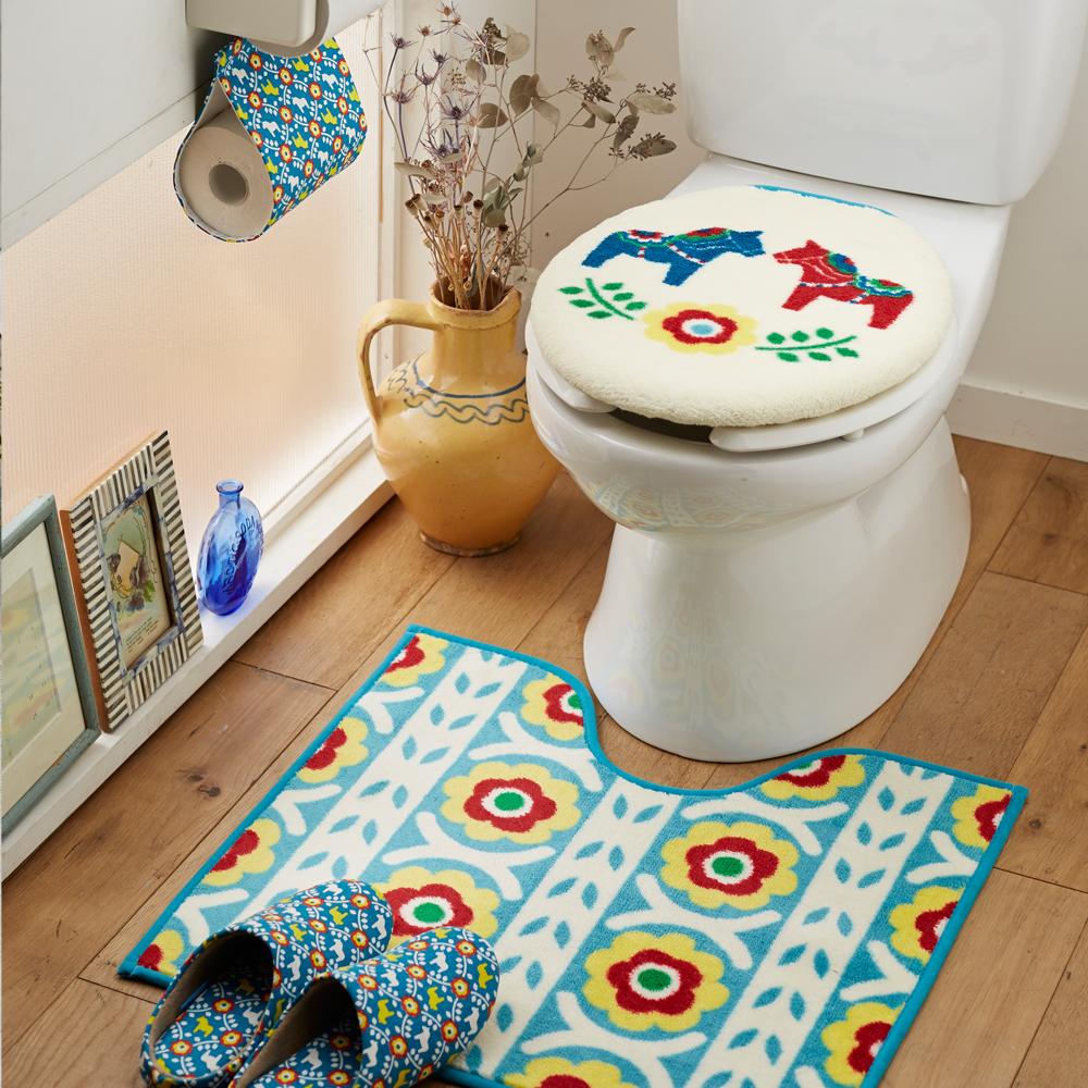 トイレを北欧テイストに
