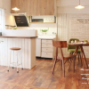 色も素材も自分好みのDIYキッチン8選☆居心地の良い自慢のキッチンに!