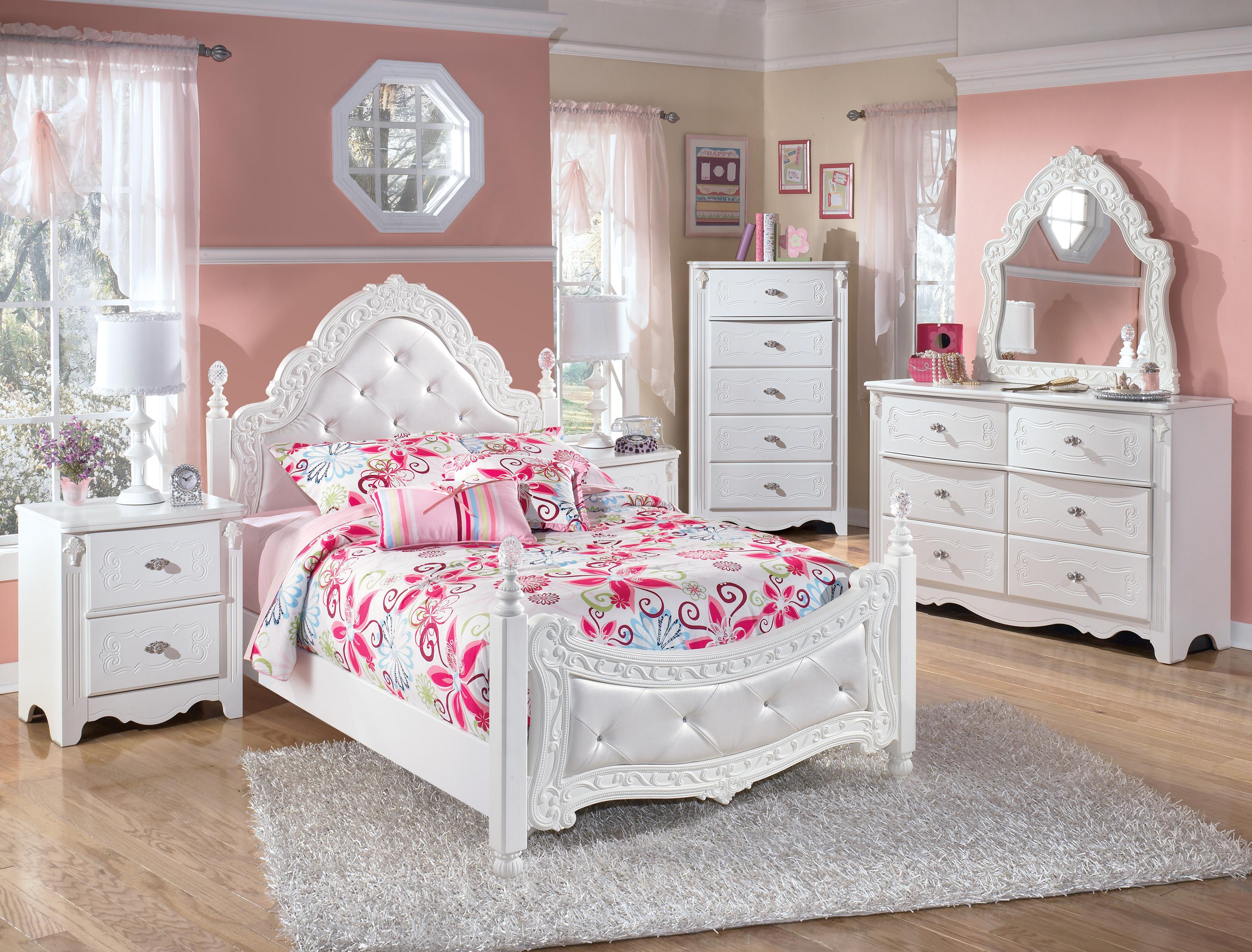 White-Princess-Bedroom-Furniture