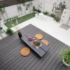 庭とウッドデッキが一体化したオシャレな実例9選