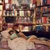 読書好きにはたまらない!大好きな本に囲まれた壁収納6選☆