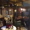 照明や飾りを古民家風にアレンジしておしゃれなカフェ風に♡